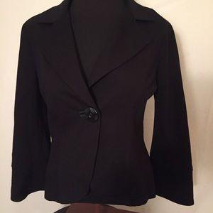Cabi style 177 Stretch Knit Single Button Jacket